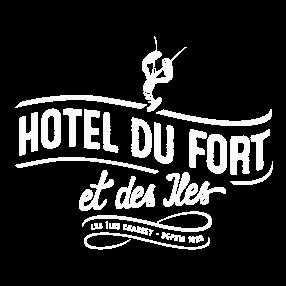 logo hotel du fort et des iles